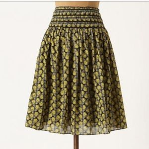 4147bba29322 Anthropologie Skirts - Anthropologie lil butterfly wing skirt